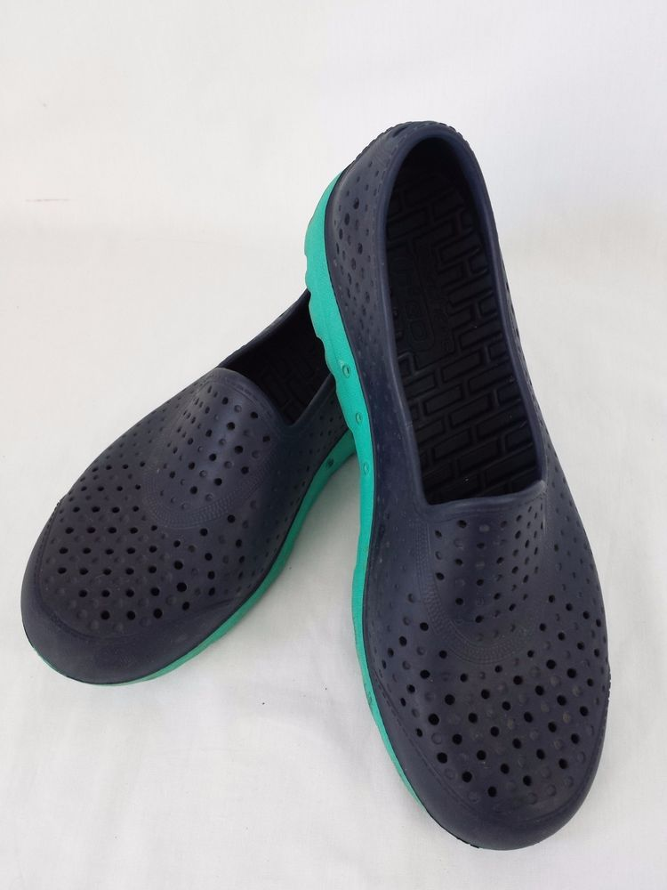089d9bad18570 Details about Skechers H2Go Flutter Turquoise Women's Perforated ...
