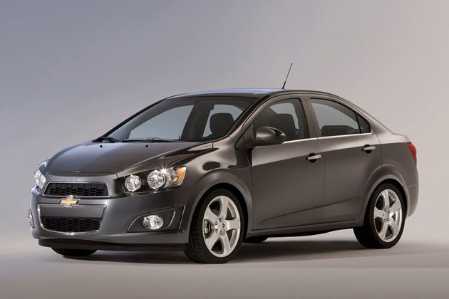 Top 10 Cheapest Cars In The World Chevrolet Sonic Chevrolet Chevy Sonic