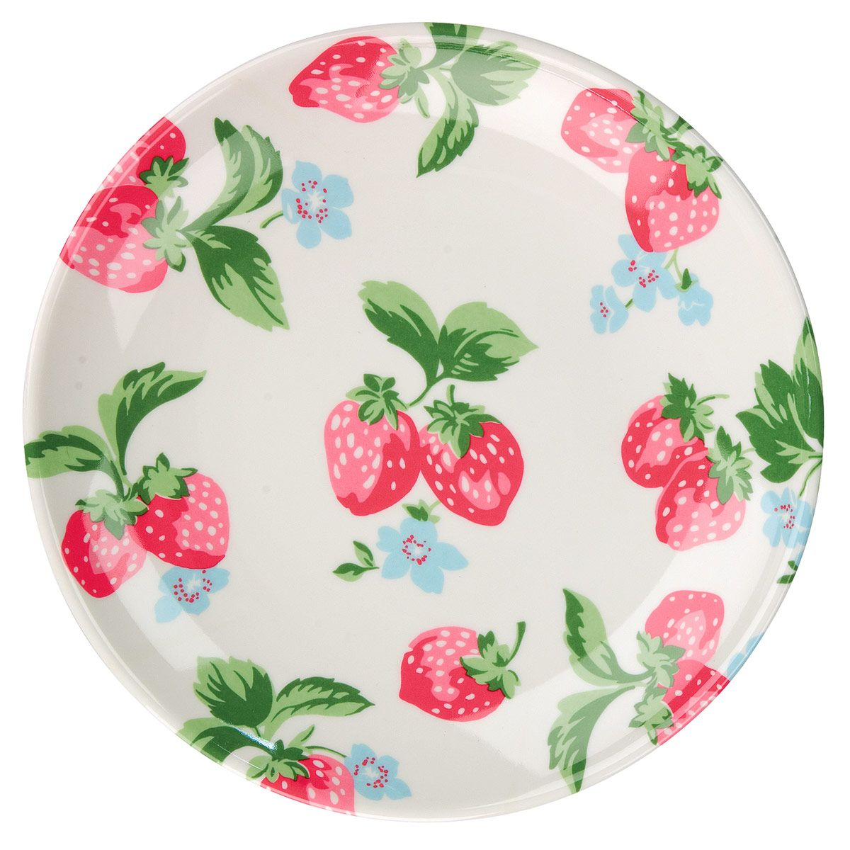 Strawberry Shortcake Kitchen Set: Game, Set, Match. Or At The Very Least Matching Strawberry