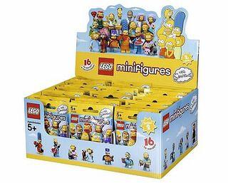 LEGO Minifigures Simpson 2 #Lego #LegoSimpson #LegoSimpsons # LegoMinifigure #LegoMinifigures