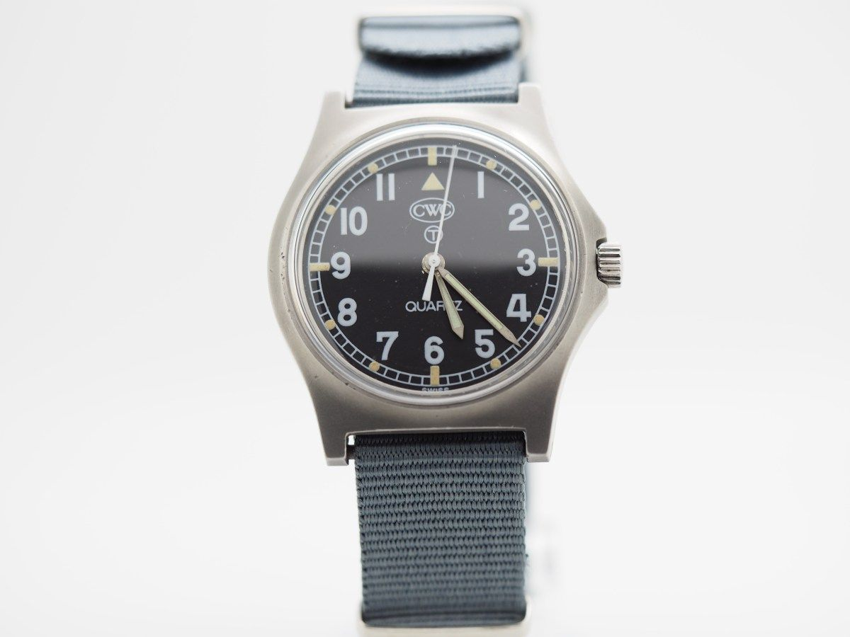 d419c858b42 CWC G10 Watch Royal Navy Issued – 1991