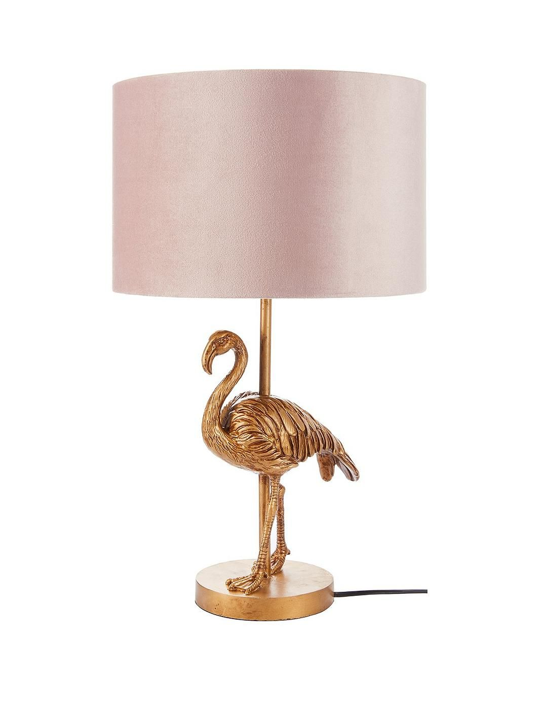 Michelle Keegan Home Flamingo Table Lamp in 2020 Table