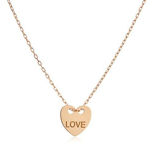 Never Pay More Again Shopping with Ultimate Collection NYC! This Necklace measures 18 inches. This Pendant measures .5 inches from left to right and .5 inches from top to bottom. 925 Sterling Silver!