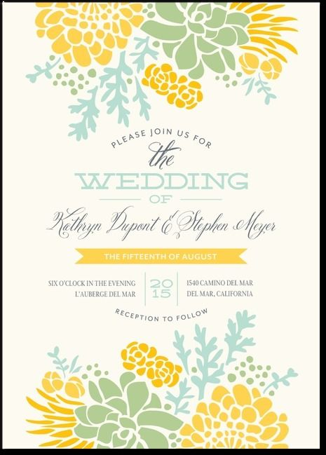 Shutterfly Has Wedding Invites