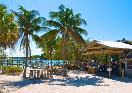 Mar Vista Dockside Restaurant Pub On Longboat Key Florida View Of Intercoastal Very Dining