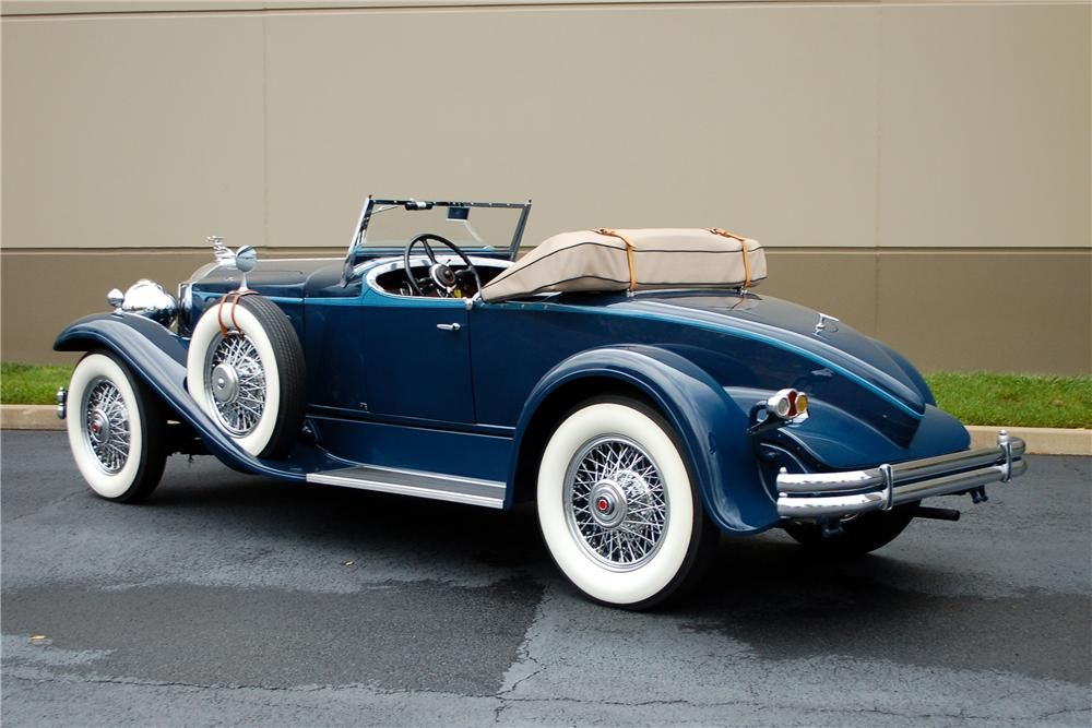1930 PACKARD CUSTOM SPEEDSTER – Barrett-Jackson Auction Company – World's Greatest Collector Car Auctions