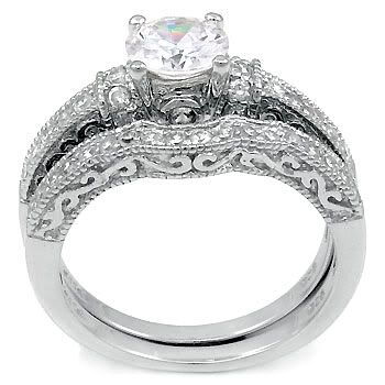 Diamonique Engagement Rings Qvc 48