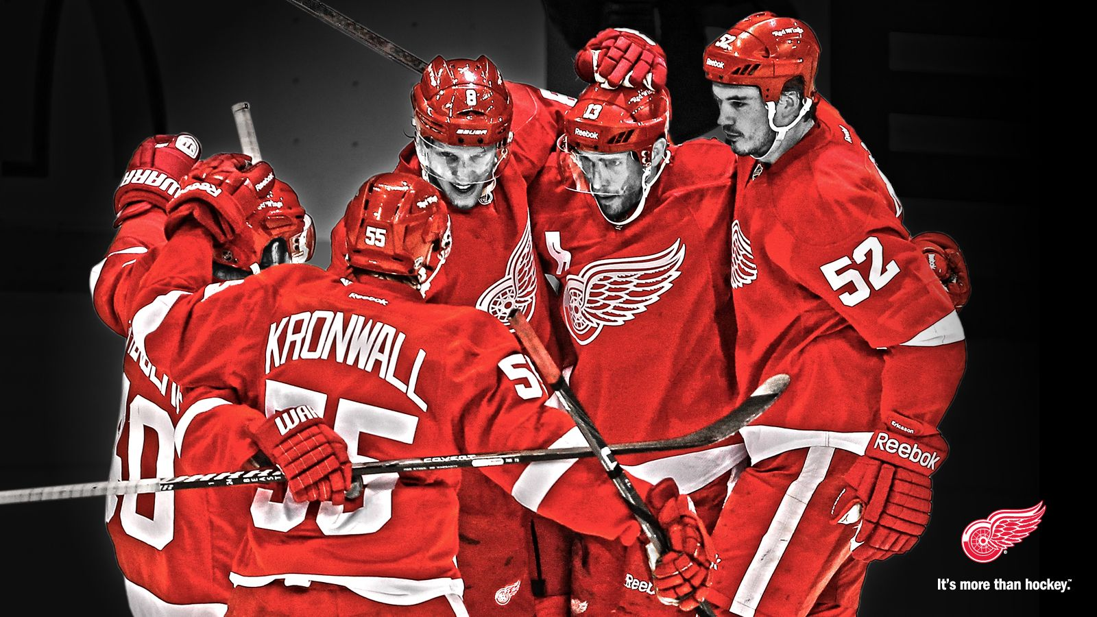 2014 15 Detroit Red Wings E Gear