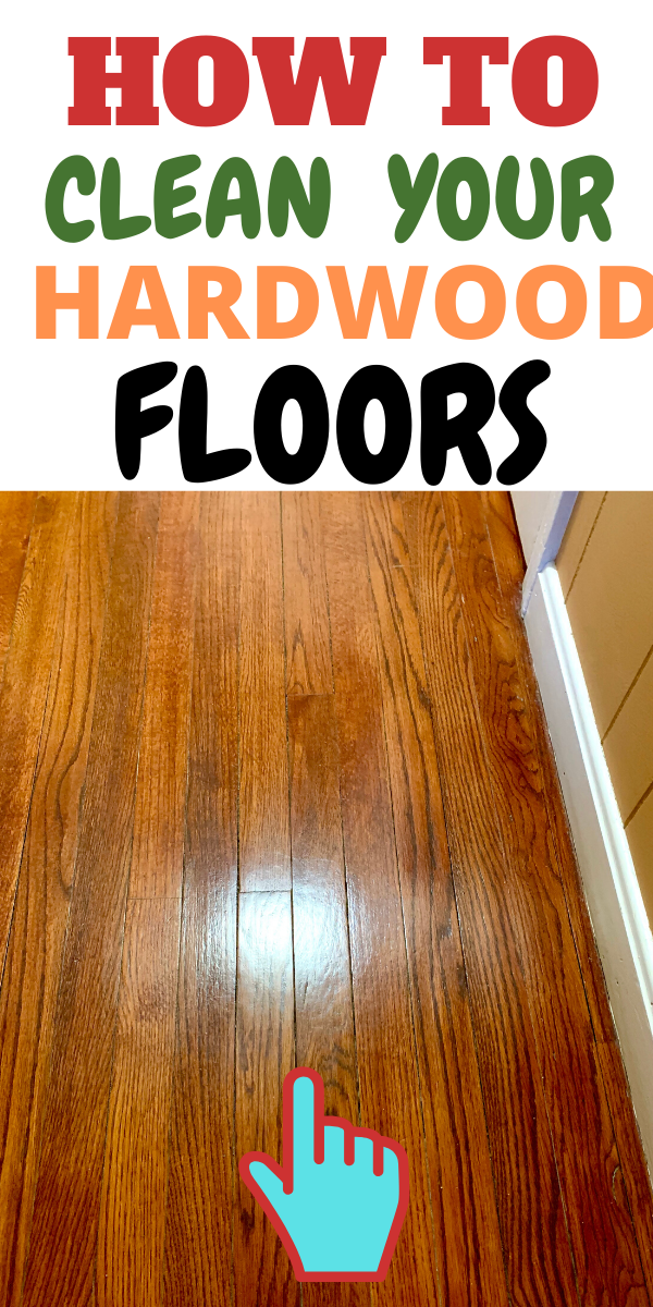 The Only Way To Clean Hardwood Floors