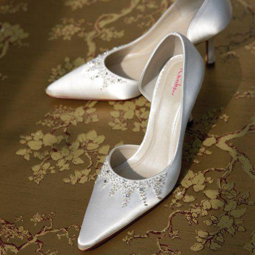Rainbow Club Lara Ivory Wedding Shoes