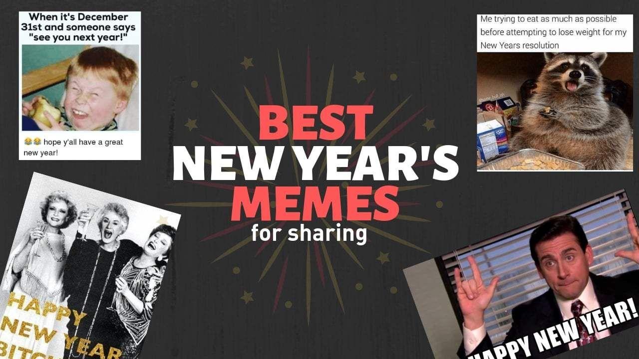 Happy New Years Memes to Celebrate 2021 New year meme