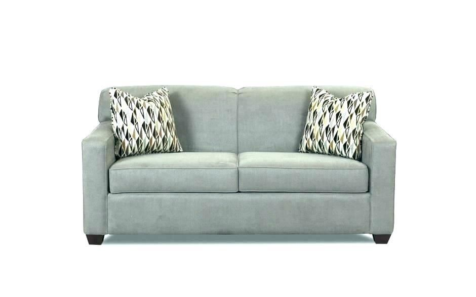 Apartment Size Leather Furniture Grey Sofa Furniture Section