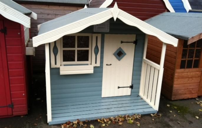 Paint Ideas For Playhouse Wendy Houses Play Houses Wooden