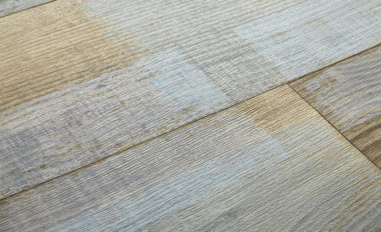 Sol Vinyle Design Plancher Peint Use Gris Rouleau 3 M Sol Vinyle Plancher Peint Carrelage En Bois