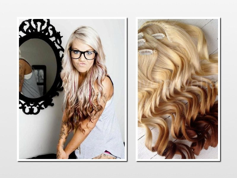 Blonde dip dyecopperitiptie dye hair by ninascreativecouture hair coloring pmusecretfo Images