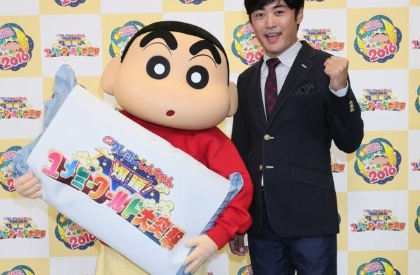 Anunciada una nueva película para Crayon Shin-chan que se estrenará el 16 Abril del 2016.