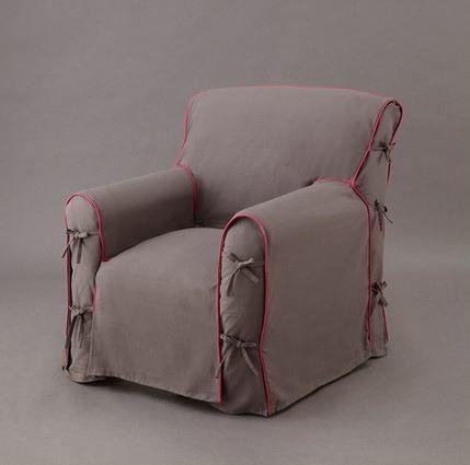 Fundas para sillones fundas para sillones pinterest - Fundas elasticas para sillones ...