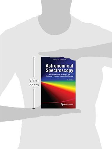 Astronomical Spectroscopy: An Introduction to the Atomic and Molecular Physics of Astronomical Spect