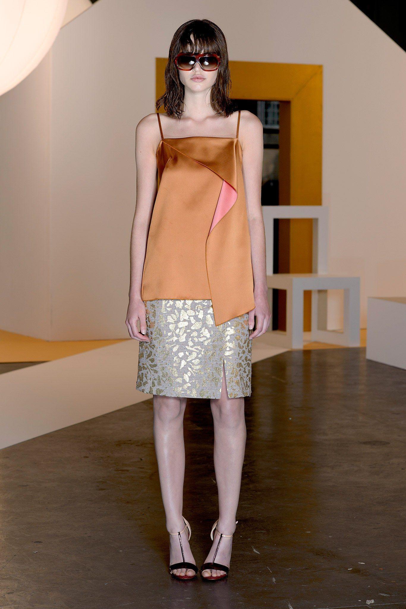 Jonathan Saunders Spring 2015 Menswear Collection Photos - Vogue