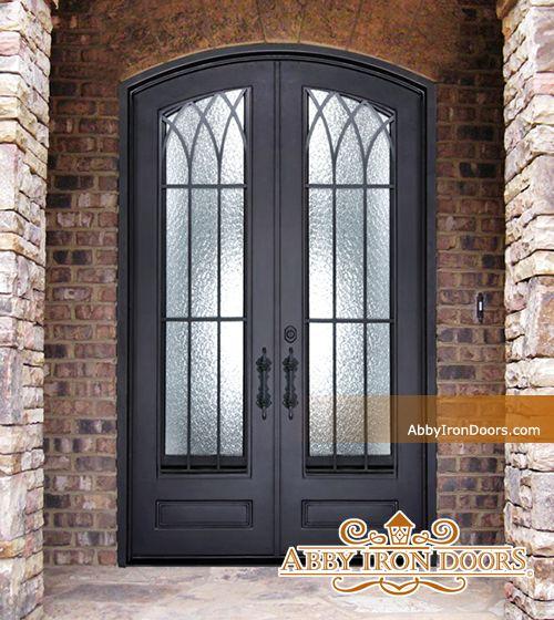 Abby Iron Doors | Doors interior exterior garage door archway hardware | Pinterest | Garage doors Doors and Iron. & Abby Iron Doors | Doors interior exterior garage door archway ...