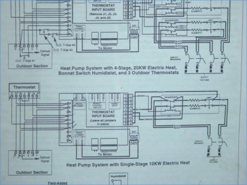 Heat Pump Wiring Diagram Update Nordyne Wiring Diagram Electric Furnace Installation Gas Furnace Installation House Wiring