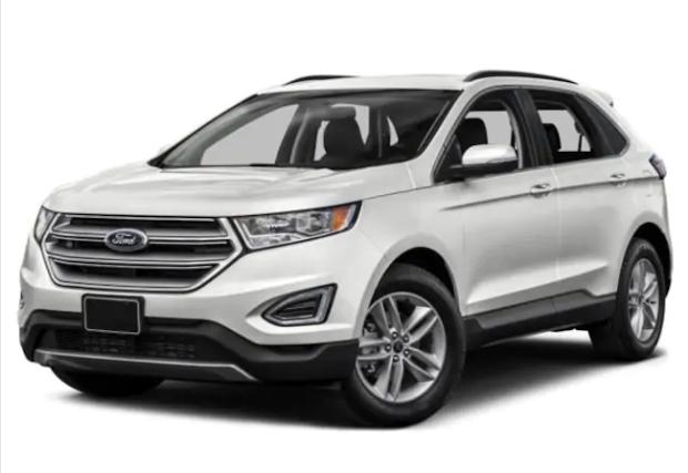 2016 Ford Edge Sel Year 2016 Make Ford Model Edge Trim Sel