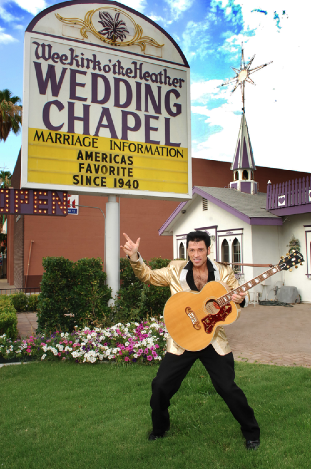 No Single Figure Is More Often Ociated With Las Vegas Than Elvis Presley At Wee