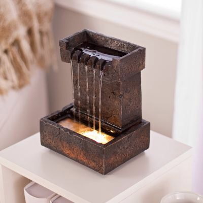 Mini Table Top Water Fountain Diy Fountain Tabletop Water Fountain Diy Water Fountain