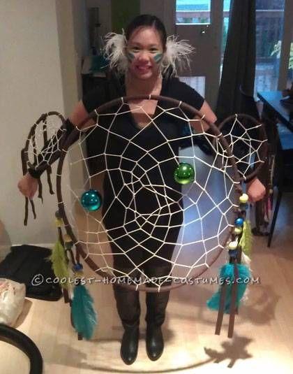 Top 12 prize winning women halloween costumes women halloween original and creative homemade halloween costume dreamcatcher solutioingenieria Images