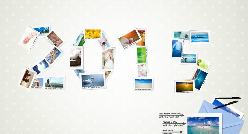 Happy 2015, Prezi Photo Slideshow