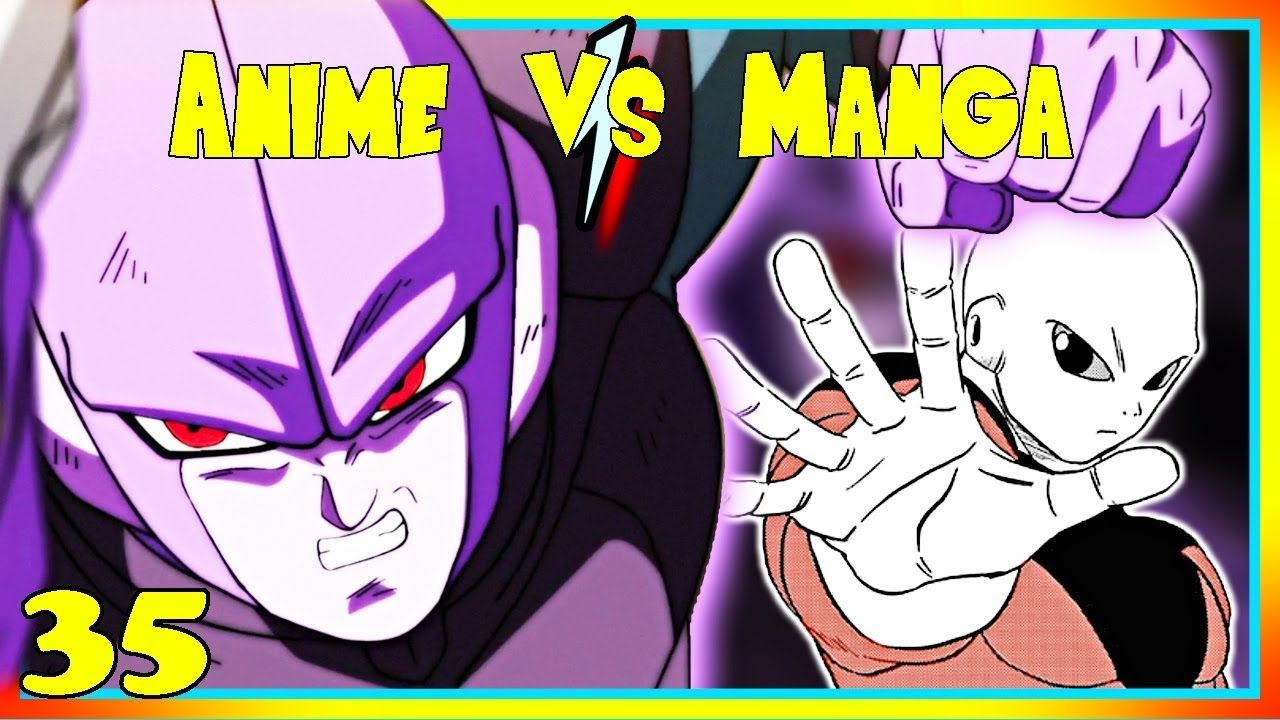 Every Major Difference In The Dragon Ball Super Manga Anime Vs