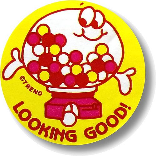 Gum balls trend scratch and sniff stickers flickr