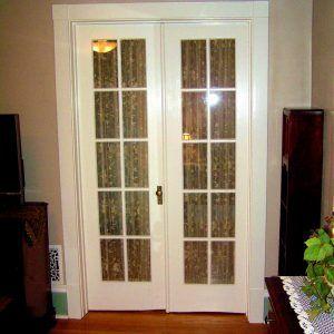 Master Bedroom Double Doors Lock