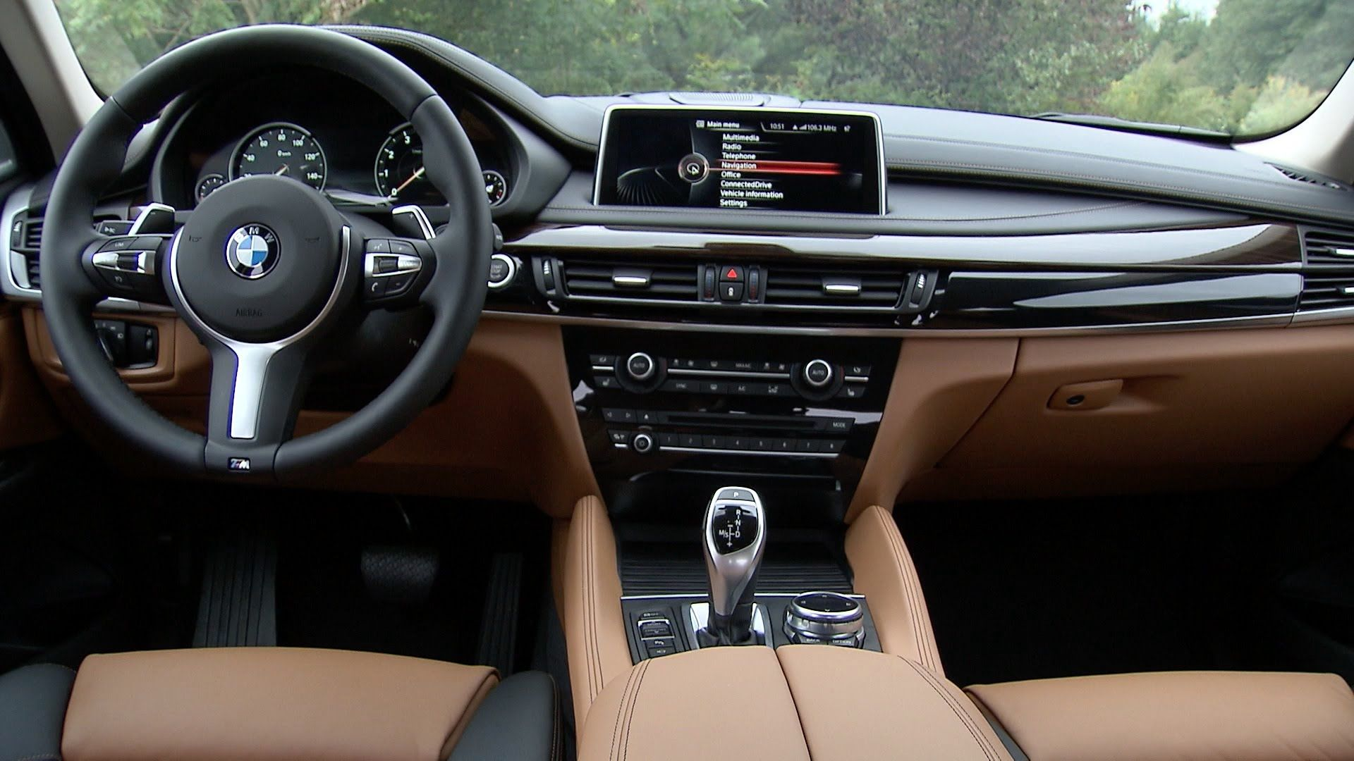 2015 BMW X6 50i INTERIOR · Suv ModelsVision ...