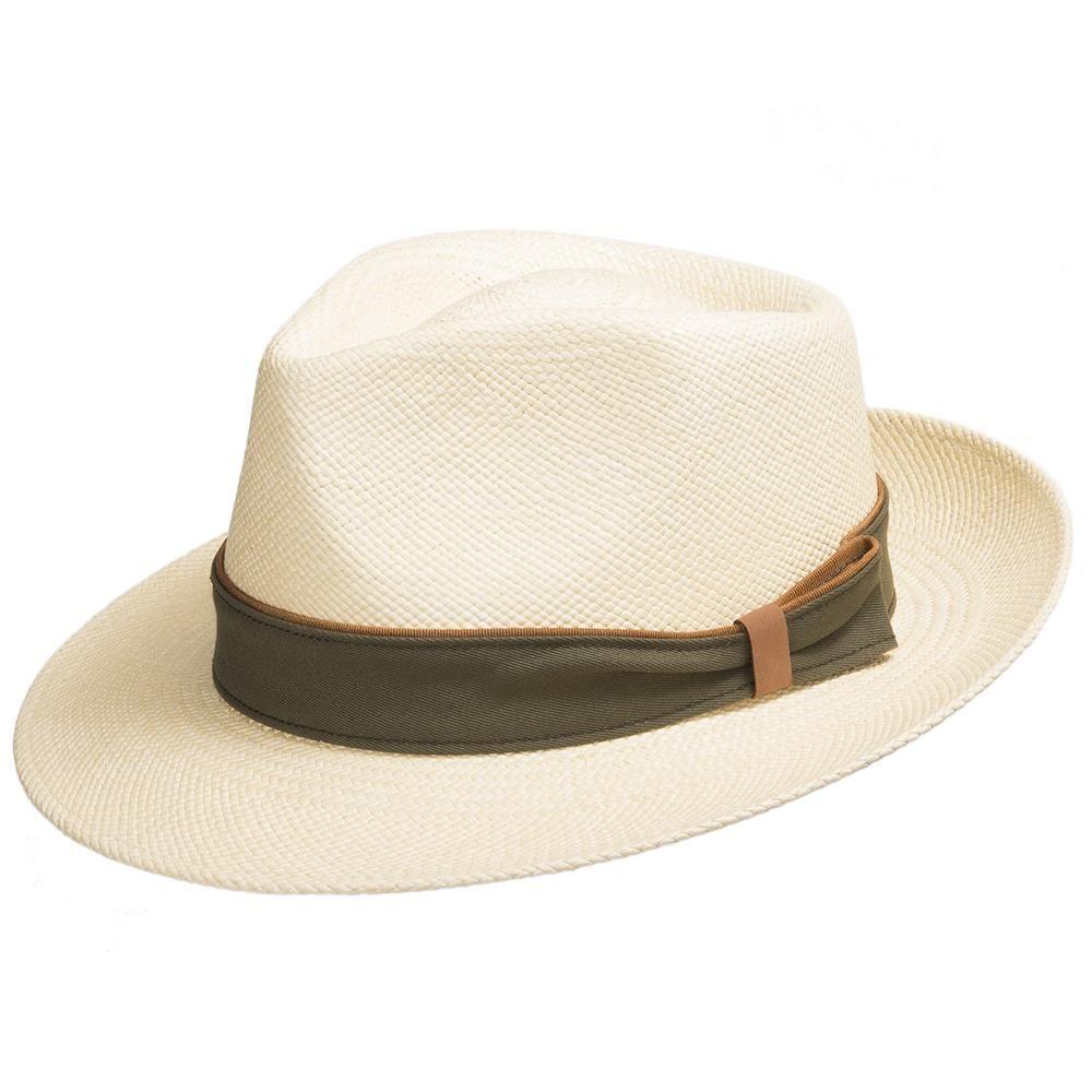 a6e11b516 Havana Retro Classic Straw Panama Hat | Brims | Hats, Panama hat, Panama