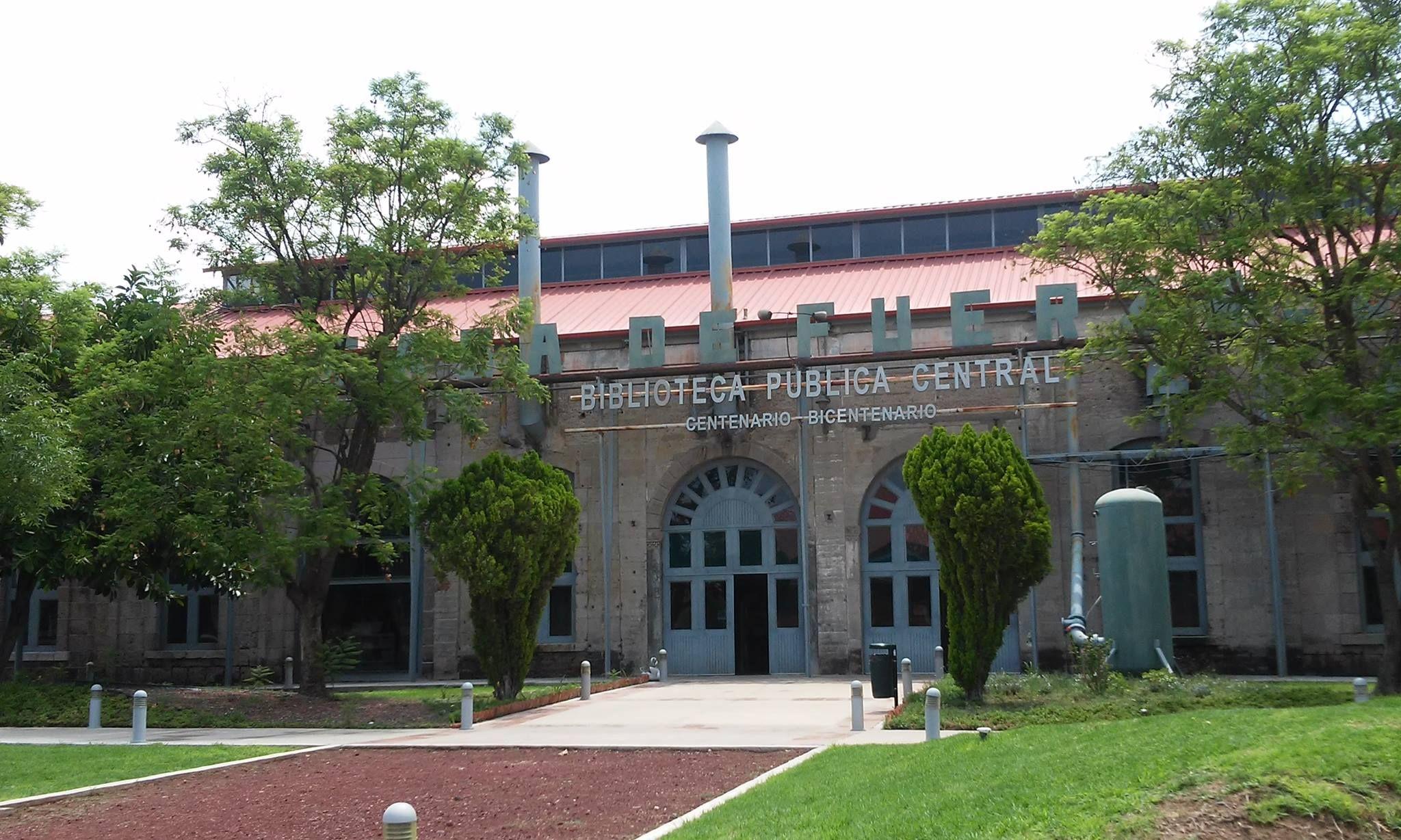 Biblioteca Pública Central Centenario Bicentenario   Universidad de las  Artes. Aguascalientes, México   Aguascalientes, Biblioteca publica,  Biblioteca