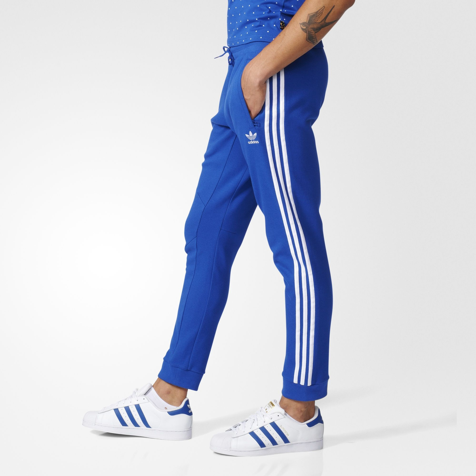 adidas Blue - Pharrell - Football - Track | Adidas Online Shop | adidas UK