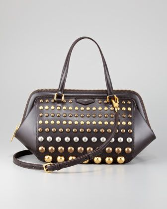 Thunderdome Daily Stud Bag by MARC by Marc Jacobs at Bergdorf Goodman.