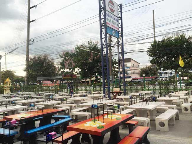 Barbecue Buffet Seafood Near Bangkok Suvarnabhumi Airport Cheap