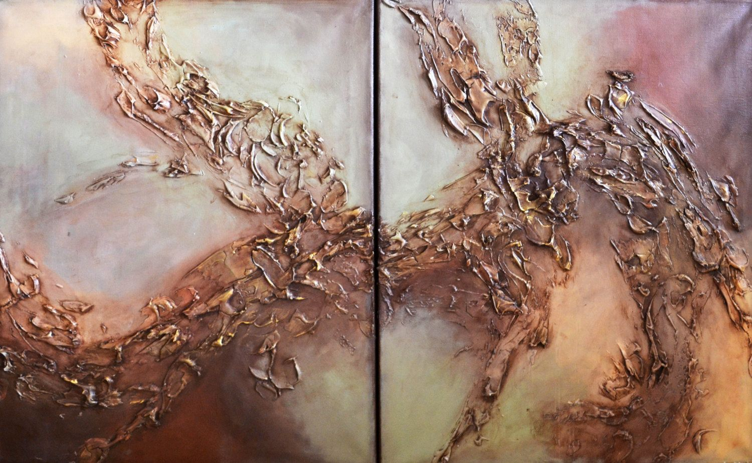 """Recreatable Payment Plan Avaliable (2) 30x24x1.5"""" Original Abstract Modern Traditional Painting  https://www.etsy.com/listing/127922678/recreatable-payment-plan-avaliable-2?ref=shop_home_active_13"""