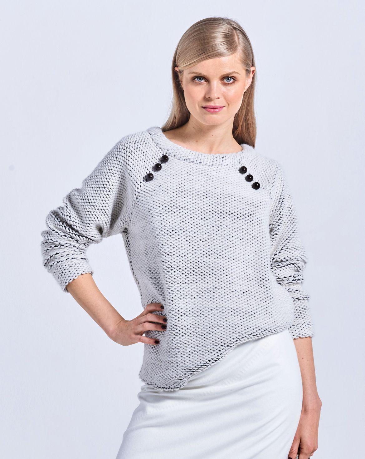 burda style, Schnittmuster, Sweater 10/2016 #114B, In Sachen ...