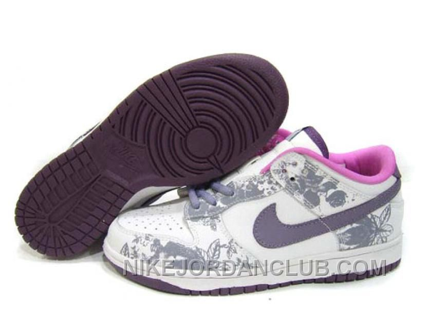 http://www.nikejordanclub.com/womens-nike-dunk-. White LightLight PurpleJordan  ShoesAir ...