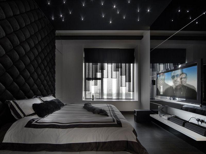 man cave bedroom ideas interior Pinterest