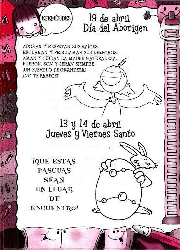 Efemerides Agenda Mensual Betiana 2 Albumes Web De Picasa