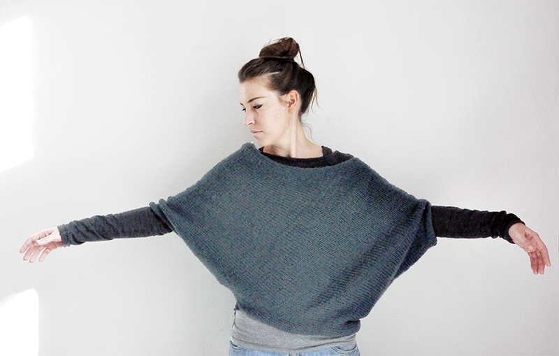Photo of ✕ aufgießen – Stockinettenstich stricken – abbinden – zusammennähen …