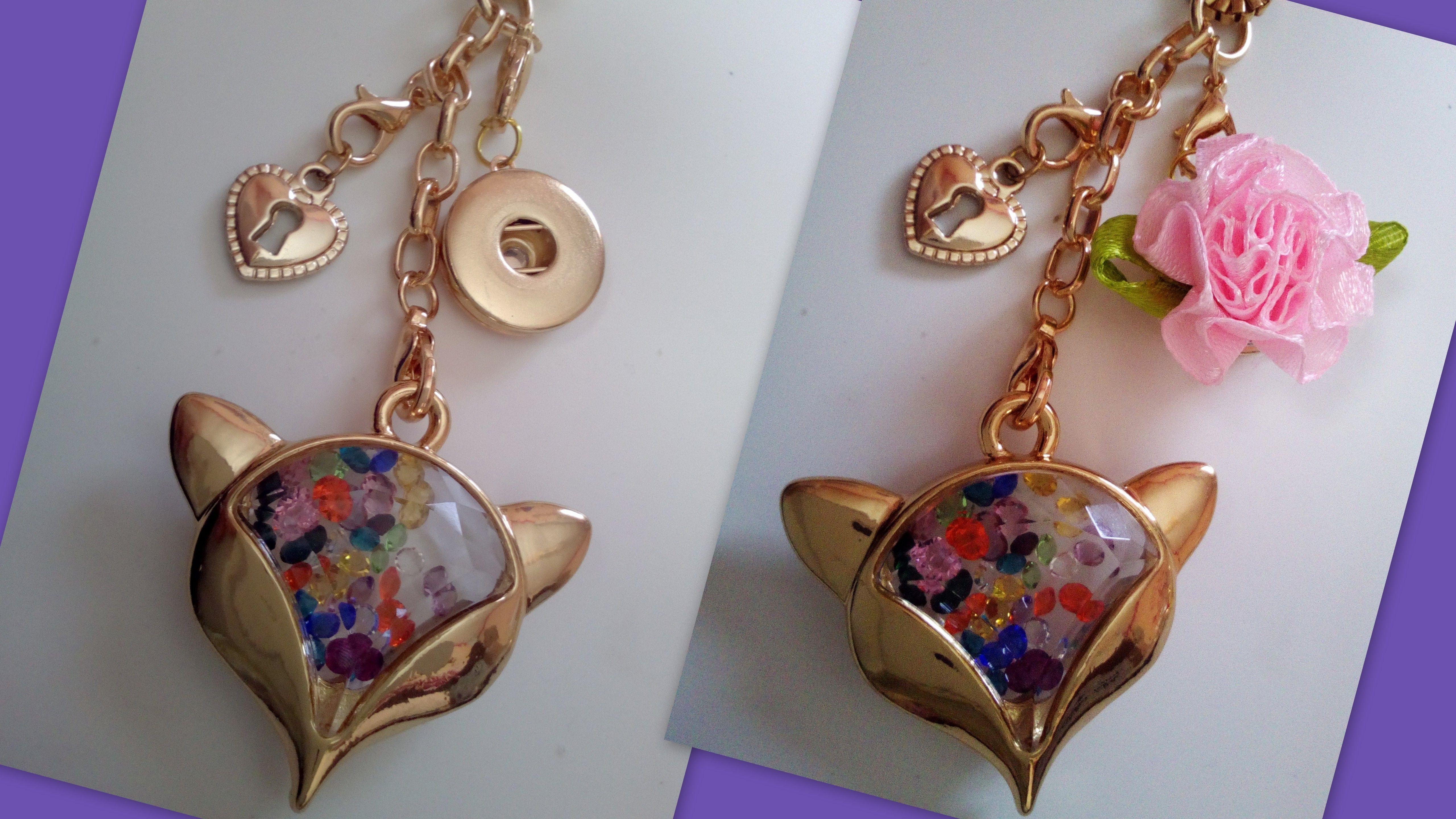 Mom 18-25 mm Snap Ginger Popper Noosa Socket Pendant Fish Glass Locket Rhinestone Crystals Woman Necklace Mother Birthday Gift