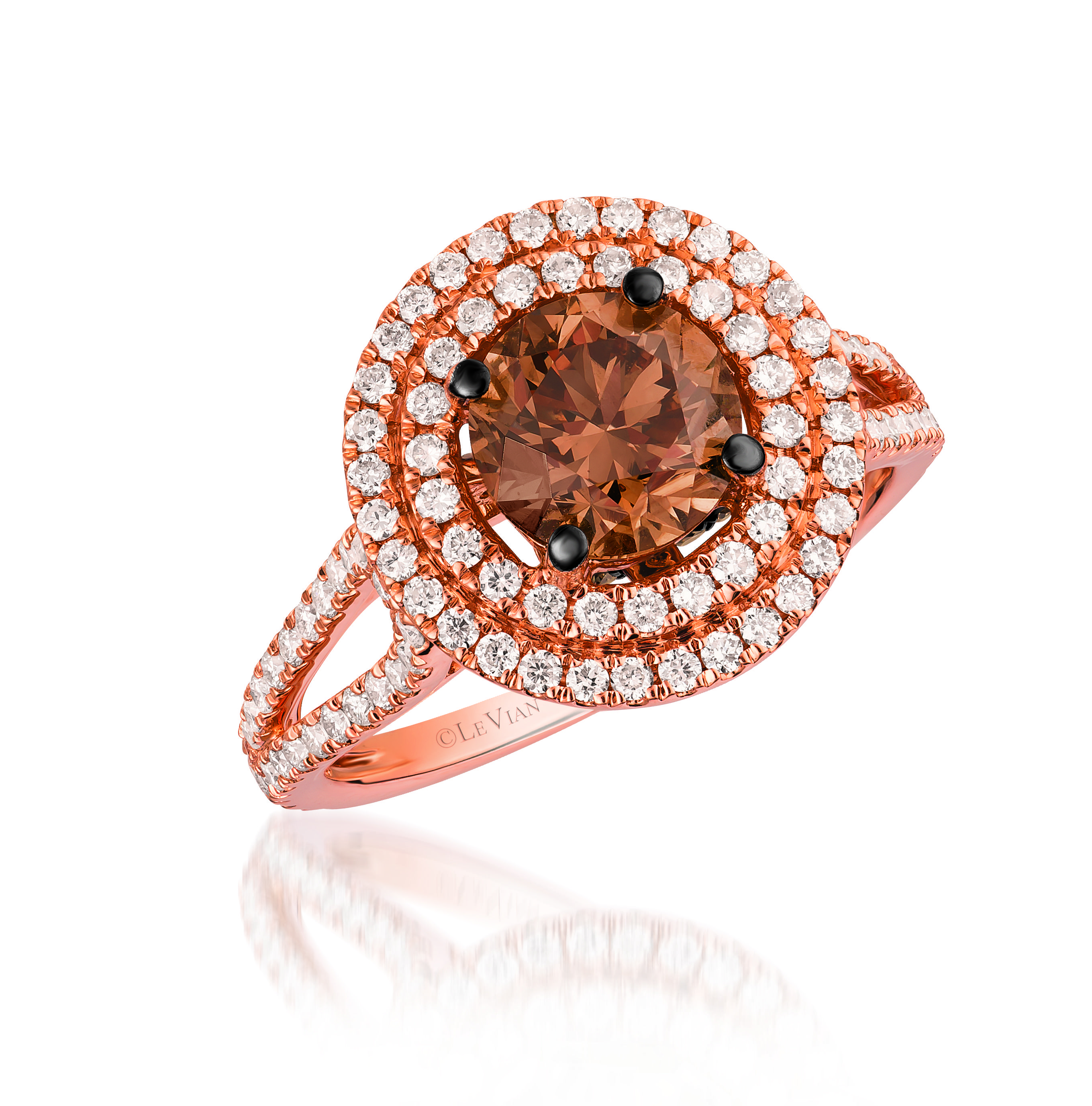 #LeVian Chocolate® Diamond Ring, #browndiamonds,#jewelry,#fashionjewelry,#ncdia