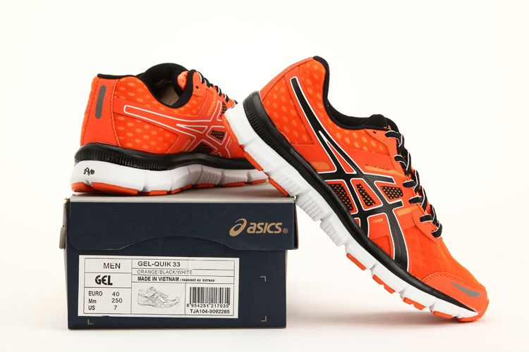 Asics Gel Orange Quik 33 Femmes Vives Orange Noir Noir Femmes Blanc | 4debe77 - freemetalalbums.info