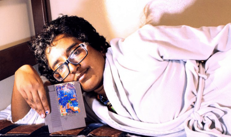 Depois de relacionamento fracassado com calculadora mulher planeja casar-se com cartucho de Tetris