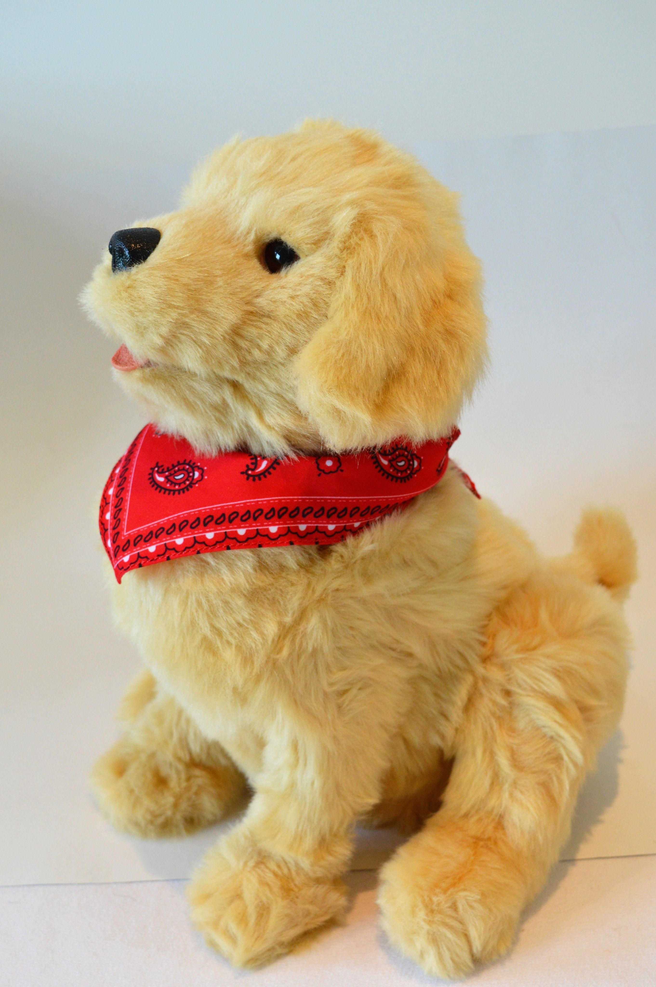 Joy For All Robotic Golden Dog Companion Pet For People With